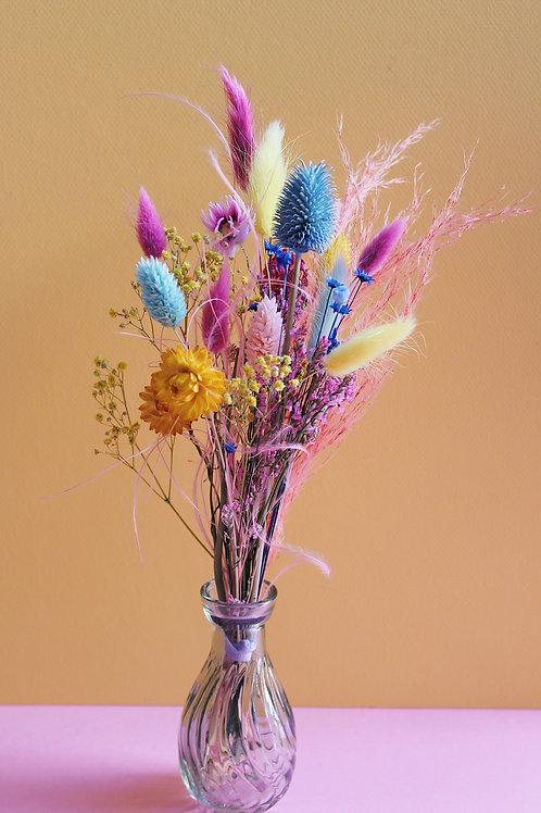 Bouquet Framboise bleue