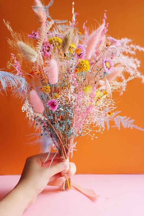 Bouquet de mariée sur-mesure