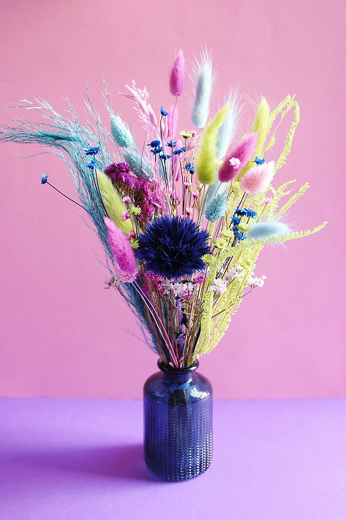 Bouquet Kiwi bleu