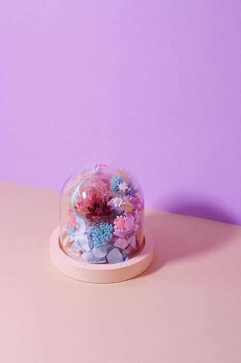 Petite cloche Violette Mûre