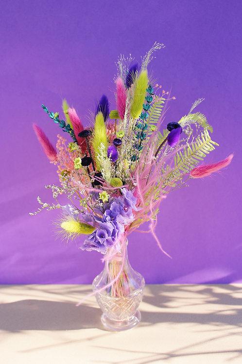 Bouquet Citron violet