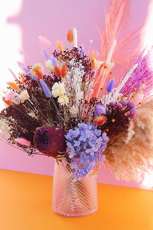 Grand Bouquet Coco violette