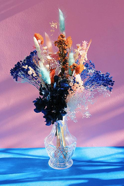 Bouquet Melon bleu