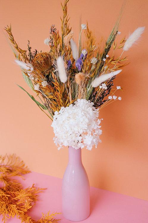 Bouquet Crème orange