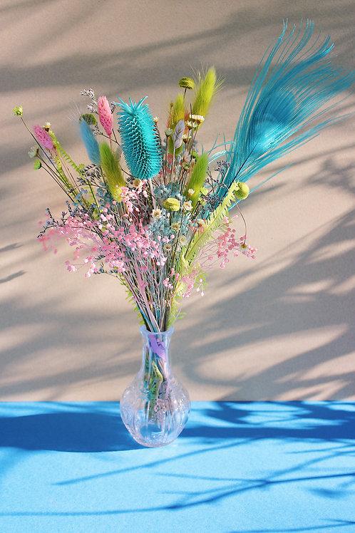 Bouquet Kiwi rose