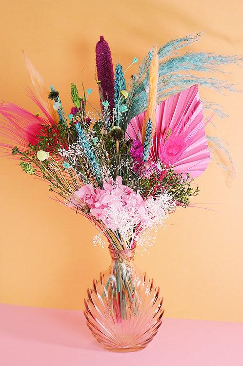 Bouquet Framboise verte