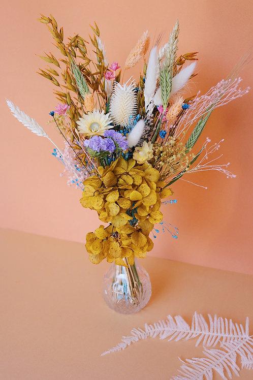 Bouquet Poire ocre