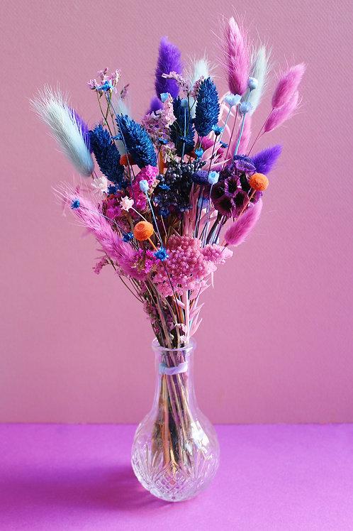 Bouquet Betterave bleue
