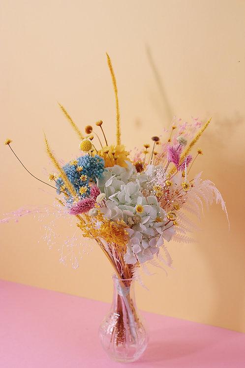 Bouquet Verveine jaune