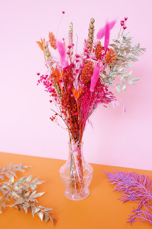 Bouquet Praline rose