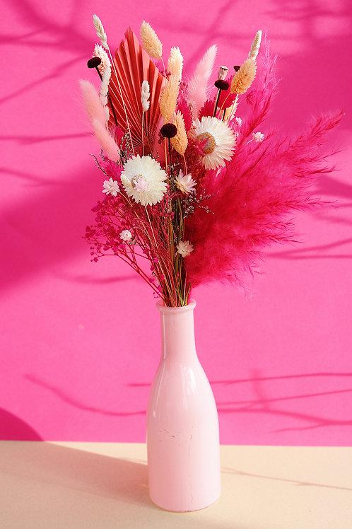 Bouquet Pêche rouge