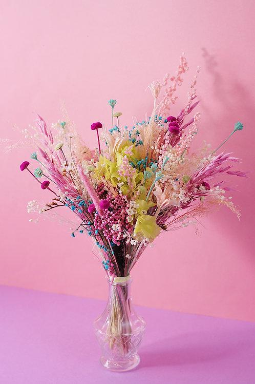 Bouquet Raisin violet
