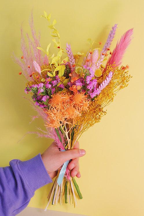 Bouquet Pamplemousse jaune