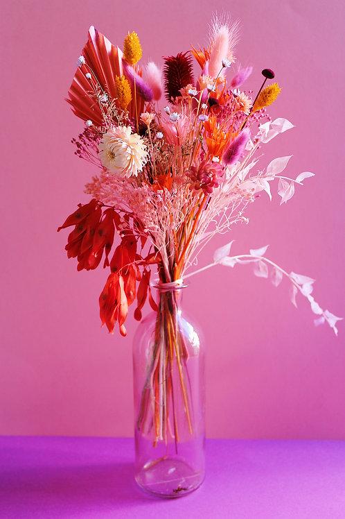 Bouquet Pastèque rose