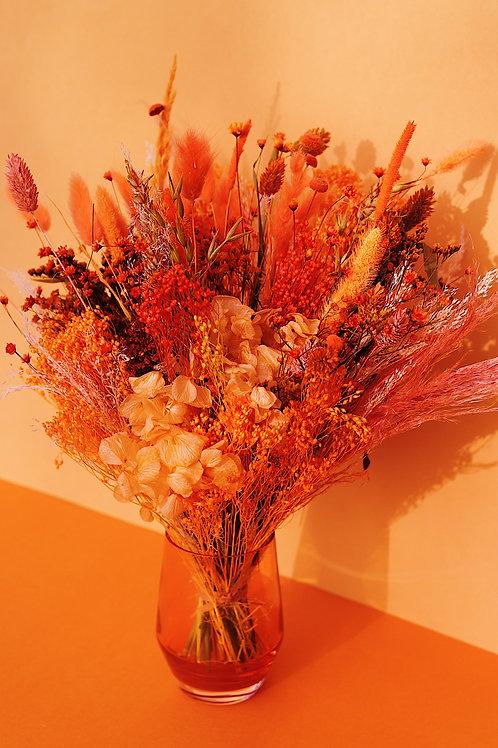 Bouquet Orange cannelle
