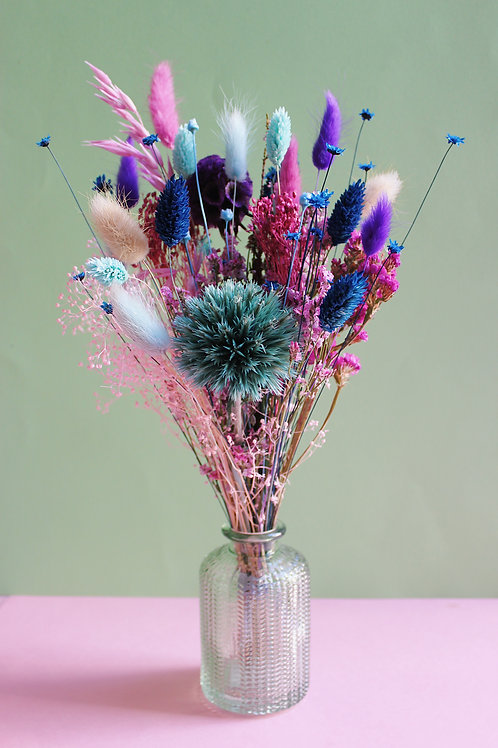 Bouquet Prune bleue