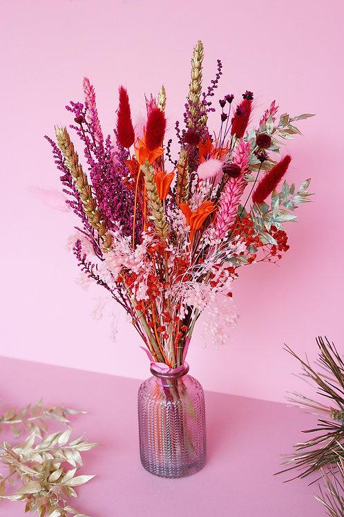 Bouquet Grenade rouge