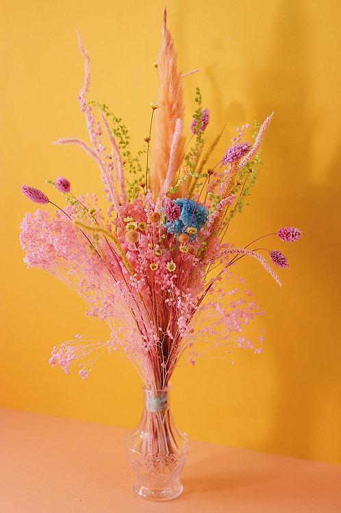 Bouquet Pêche verte