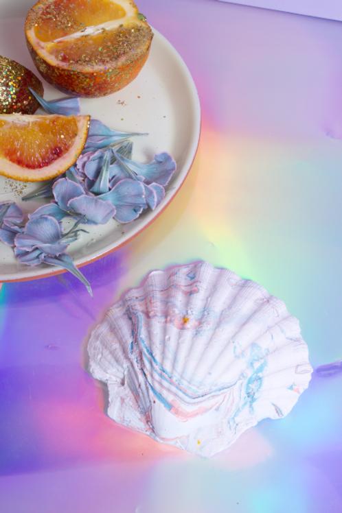 Coquillage azur