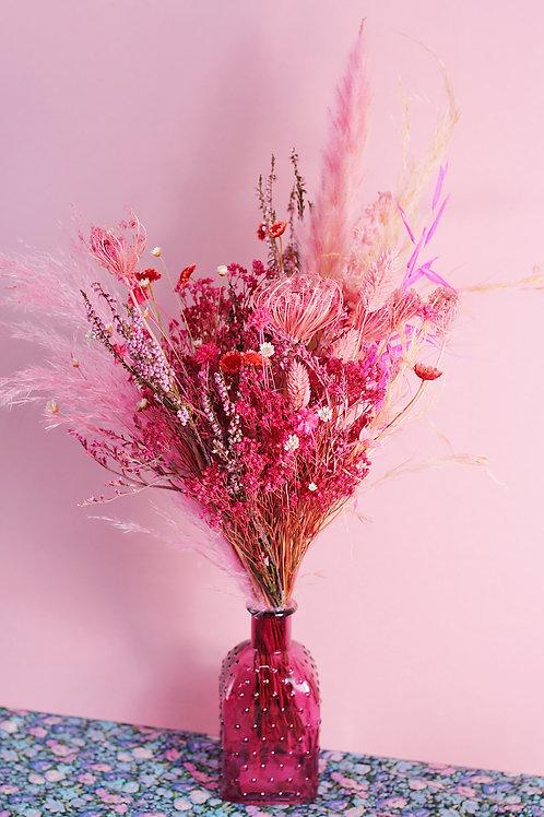 Bouquet Grenadine rouge