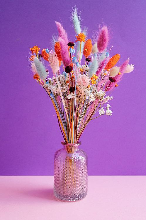 Bouquet Raisin rose