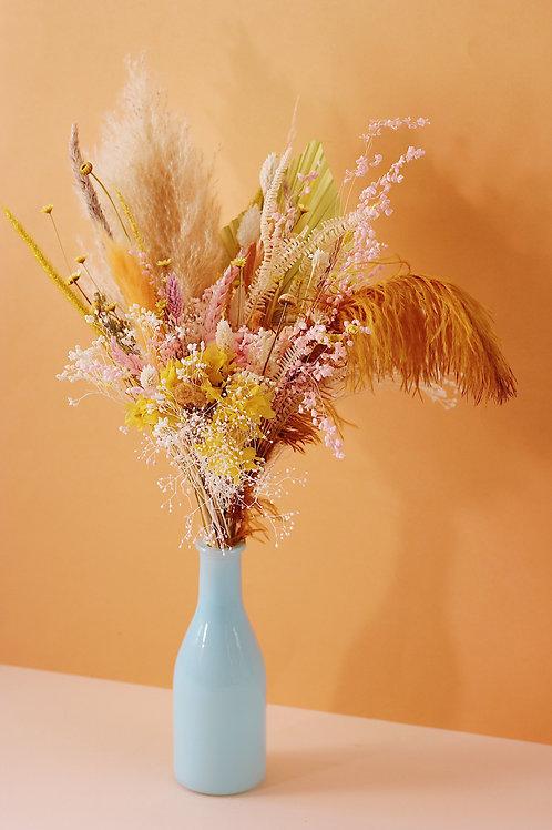 Bouquet Café jaune