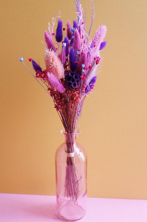 Bouquet Prune violette