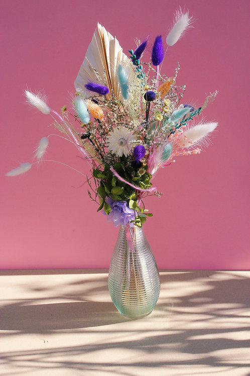 Bouquet Noisette kaki