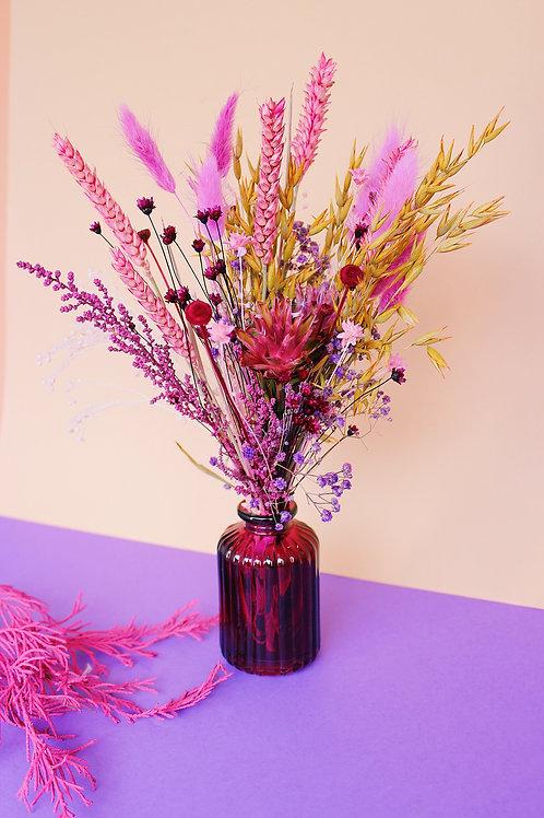 Bouquet Miel rose