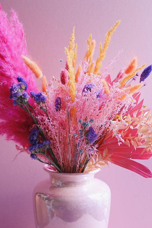 Bouquet Framboise violette