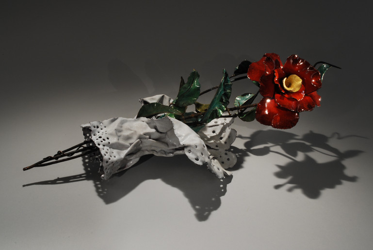 Roses and Wrapper