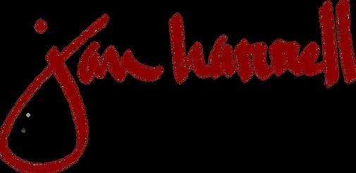 Jan Harrell Signature 2019