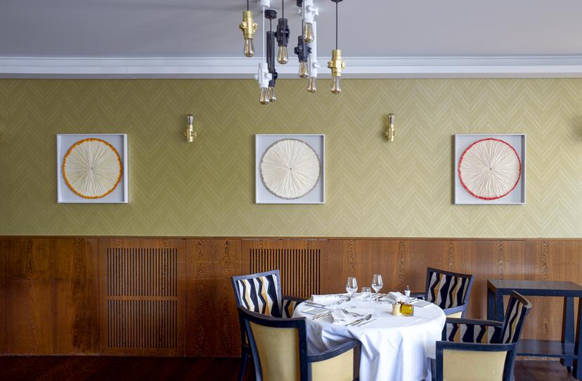 Beau Rivage Restaurant l'Accademia