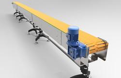 big slat conveyor
