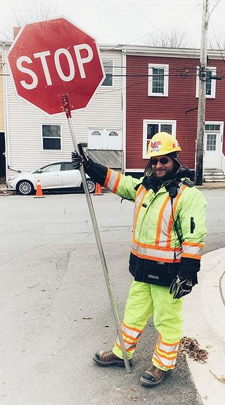 Traffic Control Halifax