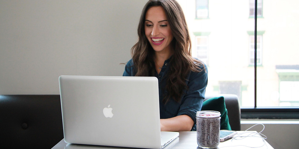 Tips for Creating + Maintaining a Work/Life Balance in your Virtual Office