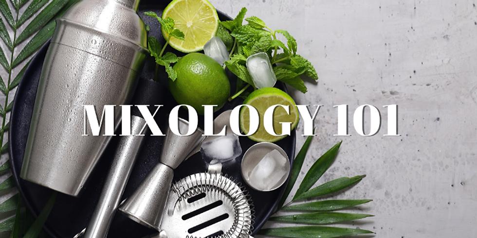 Mixology 101 - Summer Favorites