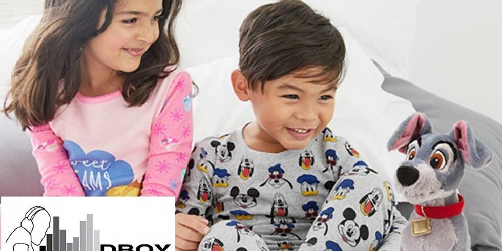 The Last- Kids Pajama Dance Party with LIVE DJ!