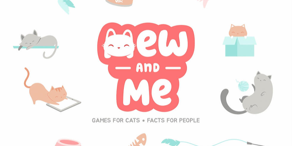 Mew and Me App