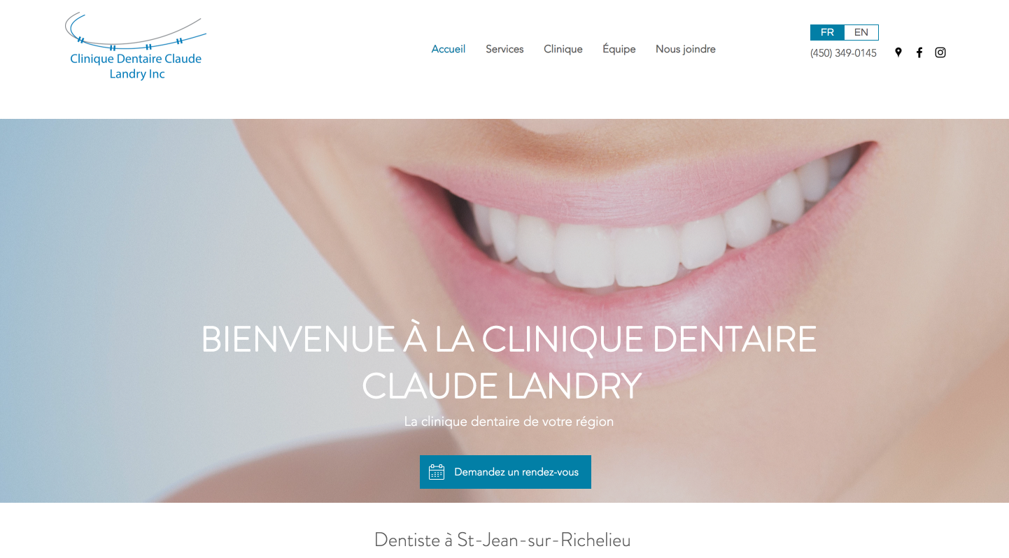 Clinique Claude Landry
