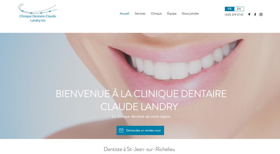 Clinique Claude Landry