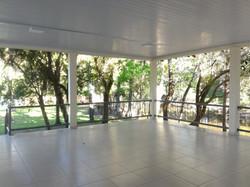 Lounge entrada Salão Cristal