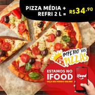 Promo 03 Império Pizza