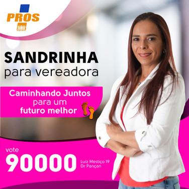 Santinho Sandrinha