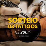 Sorteio Tattoo, Maysa Canobre