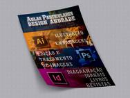 Flyer, Curso Design