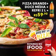 Promo 01 Império Pizza