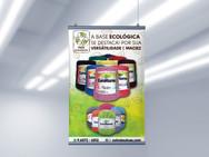 Banner Vertical, Ozimáquinas