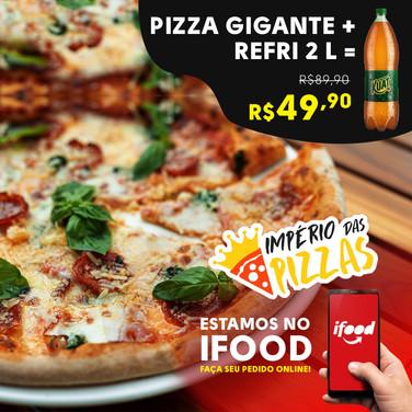 Promo 02 Império Pizza