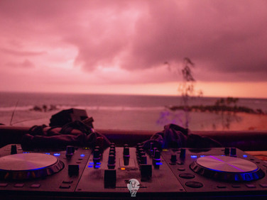 Palco DJ